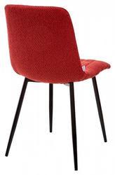 Стул DUBLIN TRF-04 красный, ткань. Вид 2
