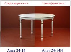 Стол Альт 24-14 (23/3). Вид 2