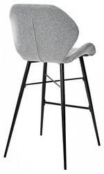 Стул барный MARCEL TRF-08 теплый серый, ткань. Вид 2