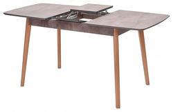 Стол 29 GRAY MARBLE серый мрамор. Вид 2