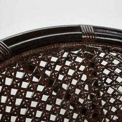 Комплект террасный Pelangi (Walnut - Грецкий орех). Вид 2
