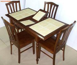 Стол с плиткой раскладной CT 2950T. Вид 2