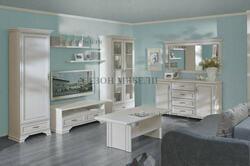 Зеркало Кентаки LUS/155 белый. Вид 2