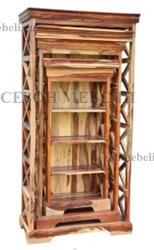 Набор - Шкафы книжные Бомбей SAP-0761A. Вид 2