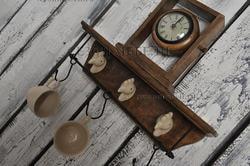 Часы колониальные C-3132. Вид 2