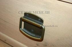 Стол письменный Индиана JBIU 2s 120 сосна каньйон. Вид 2