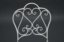 Стул складной Secret De Maison Love Chair белый. Вид 2