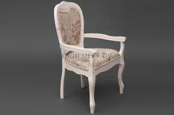 Кресло Princess (Принцесс) Butter white. Вид 2