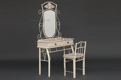 Туалетный столик Canzona (Канцона) white. Вид 2