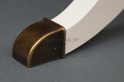 Столик журнальный Borgia (593-04) Butter white. Вид 2