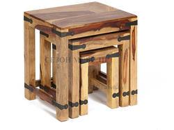 Набор табуреток-столиков Бомбей SAP-0077. Вид 2