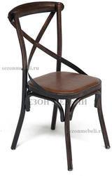 Стул металлический Cross chair. Вид 2