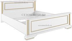 Кровать Вайт LOZ140/160/180x200. Вид 2