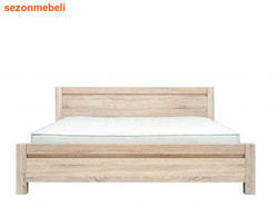 Кровать Август LOZ 160/180x200. Вид 2