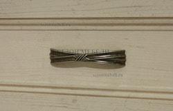 Шкаф с витриной угловой Монако (Monako) 1VU (возможна подсветка). Вид 2