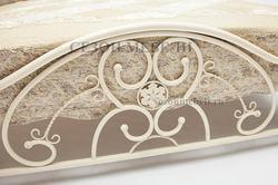 Кровать Elizabeth (Элизабет) ан.9701 (Античный белый). Вид 2