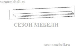 Полка Лайк (Like) P_2_12. Вид 2