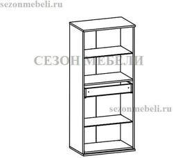 Шкаф настенный Лайк (Like) SFW2W1S_14_6 (с подсветкой). Вид 2