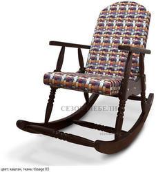 Кресло-качалка Миссис Хадсон. Вид 2