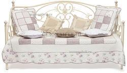 Кровать Jane (Джейн) античный белый. Вид 2
