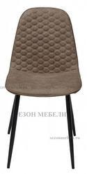 Стул LION PK-01 серо-коричневый, ткань микрофибра. Вид 2