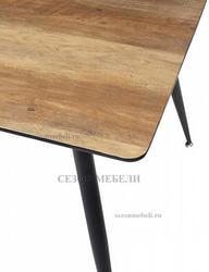 Стол WOOD43 12 орех. Вид 2