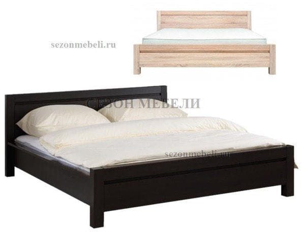 Кровать Август LOZ 160/180x200 (фото)