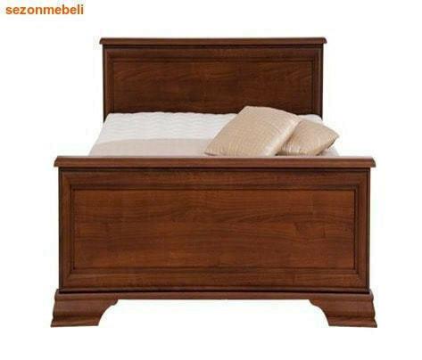 Кровать Кентаки LOZ90x200 каштан (фото)