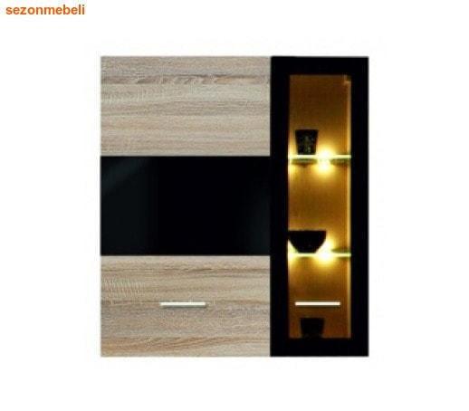 Шкаф настенный Соматик SFW1W1D/11/10/L (левый) (фото)