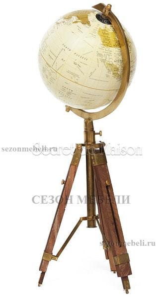 """Глобус на треноге настольный Secret De Maison ( mod. 52251/8"""" ) (фото)"""