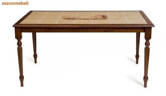 Стол обеденный с плиткой СТ 3760Р (фото)