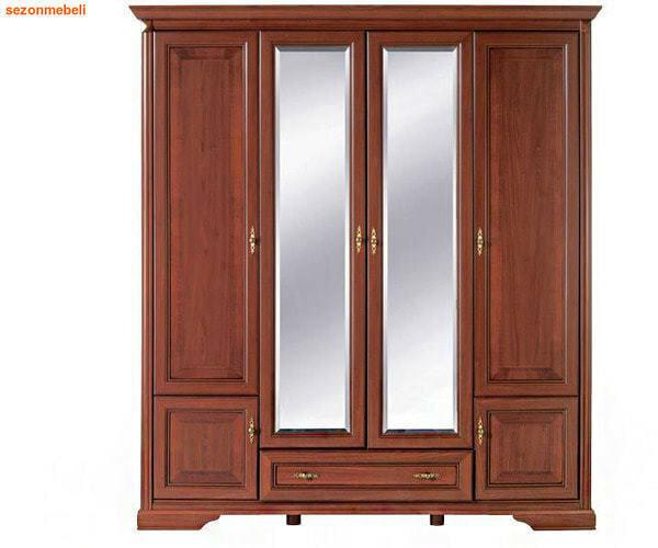 Шкаф 4-дверный Стилиус NSZF 4d1s (фото)