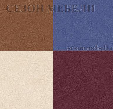 Ткань Экокожа Орегон (фото)