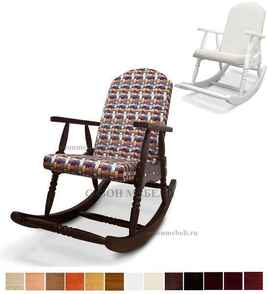 Кресло-качалка Миссис Хадсон (фото)