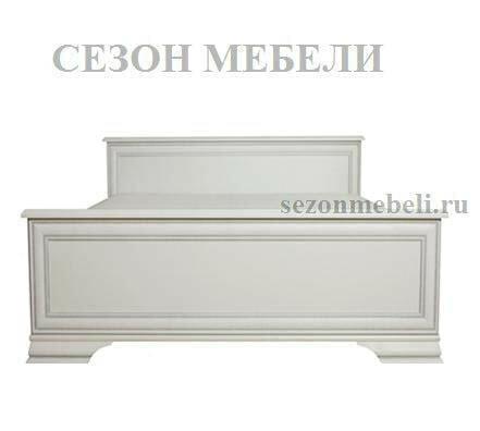 Кровать Кентаки LOZ140/160/180x200 (белый) (фото)
