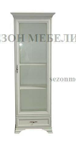 Шкаф Кентаки REG1W1S белый (фото)