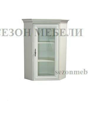 Шкаф верхний Кентаки NADN1W белый (фото)