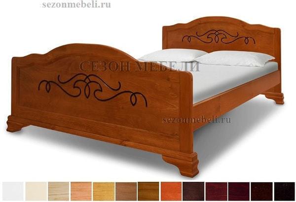 Кровать Солано (фото)