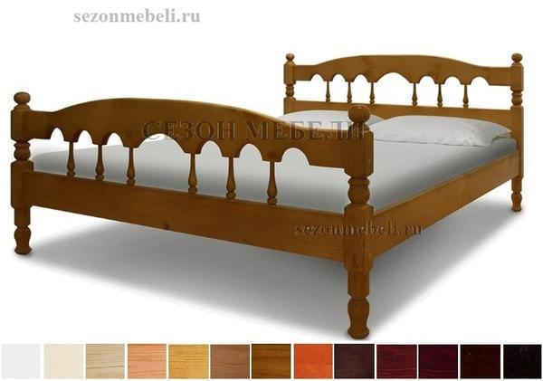 Кровать Капелла (фото)