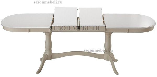 Стол Siena/ Сиена (SA-T6EX2L) Ivory white (фото)