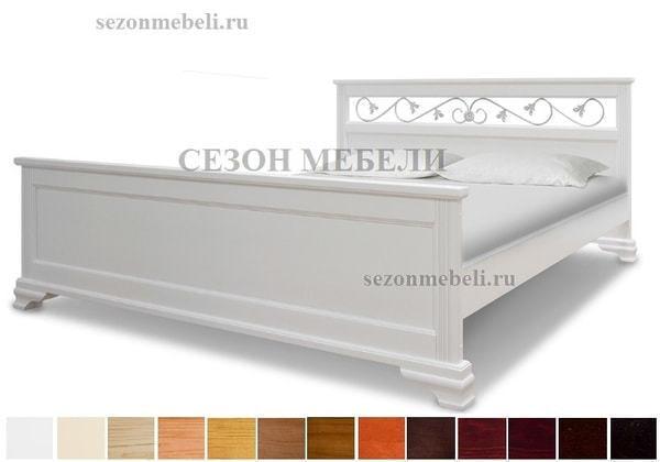 Кровать Бажена (фото)
