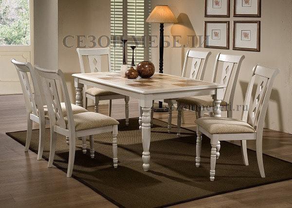 Обеденная группа (стол LT T12254 и стулья LT C12300)