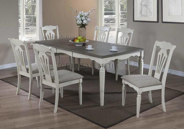 Обеденная группа (стол LT T15271 и стулья LT C15380) (фото)