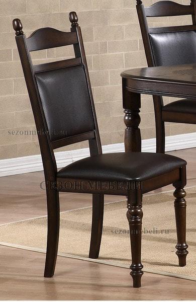 Стул CCR 467APU-T с мягким сиденьем и спинкой (фото)