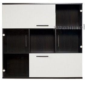 Шкаф настенный Доминго SFW2W2K (фото)