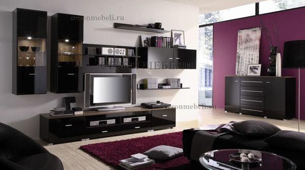 Мебель янг белый