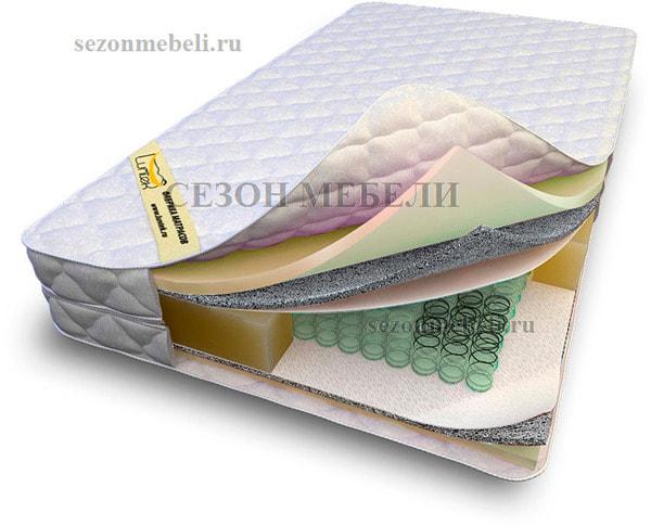 Матрас Luntek-18 Medium Econom (фото)