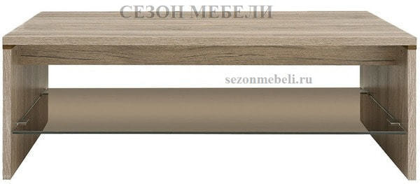 Стол журнальный Ацтека LAW/4/11 дуб санремо (фото)