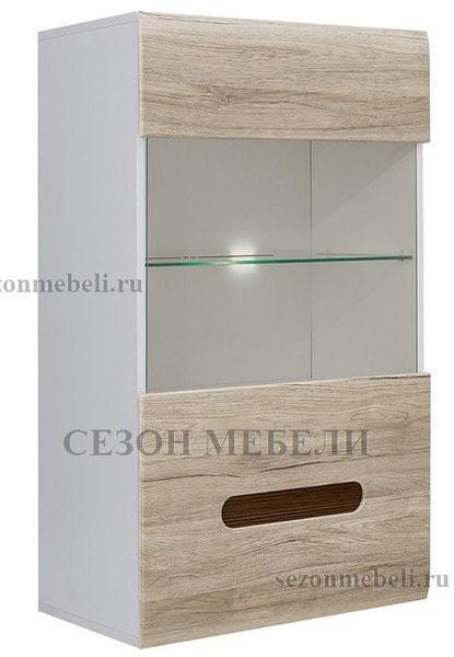 Шкаф настенный Ацтека SFW1W/10/6 дуб санремо (фото)