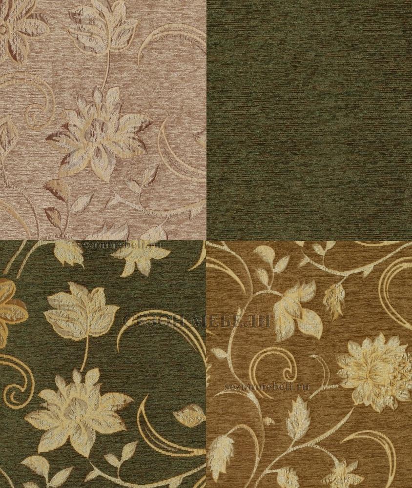 Ткань Шенилл Весна (фото)